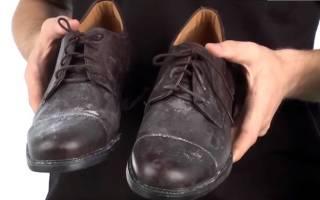 Как правильно хранить кожаную обувь
