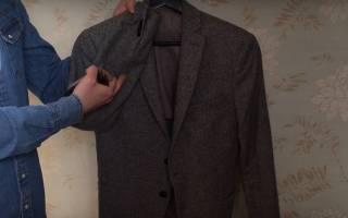 Как постирать мужской костюм дома самостоятельно