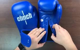 Как стирать боксерские перчатки