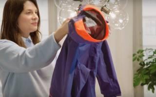 Как правильно стирать горнолыжную куртку