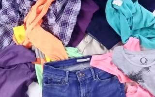 Насколько часто надо стирать одежду