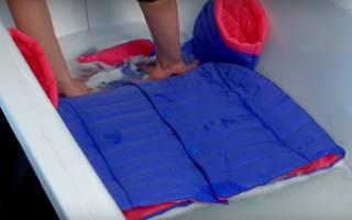 Как стирать куртки и пальто из полиэстера