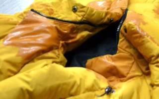 Как отстирать солярку и бензин с одежды