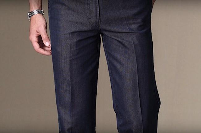 Как стирать брюки и штаны